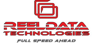 NAB 2018 Reeldata Logo and Byline 1